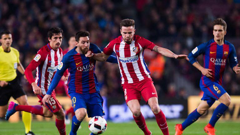 Барселона - Атлетико Мадрид 1:1
