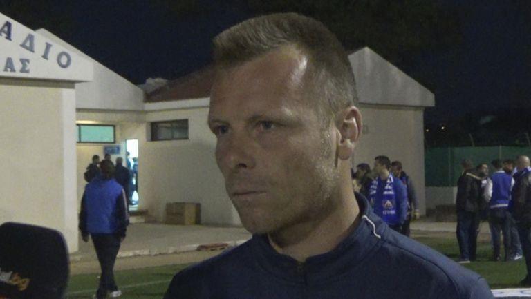 Топузаков пред Sportal.bg: Нямаме оправдание, че не сме готови