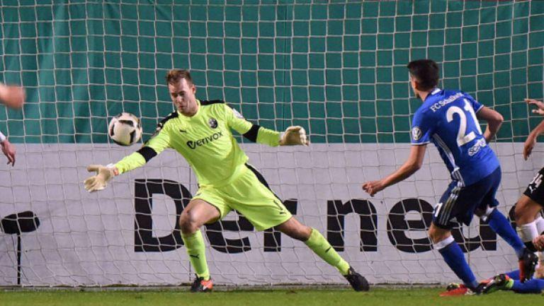 Шпортфройнде Лоте - Мюнхен 1860 2:0