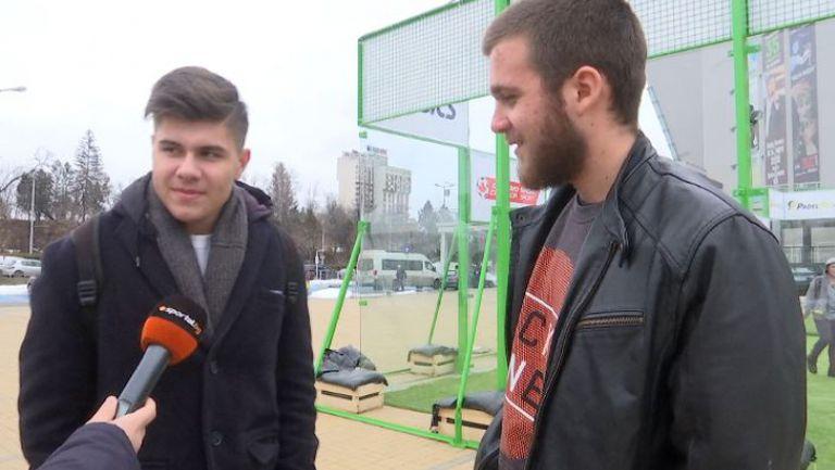 Григор е фаворитът на публиката в София