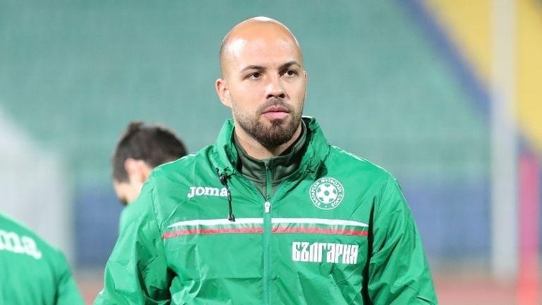 Треньорът на Бенфика не разкри дали Ники Михайлов ще облече екипа на тима