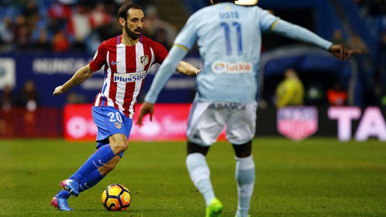 Атлетико Мадрид - Селта 3:2