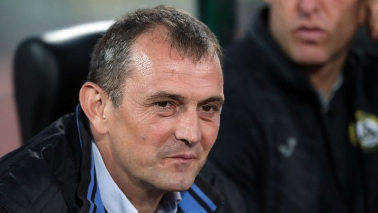 Загорчич: Заслужавахме да спечелим срещу Черно море