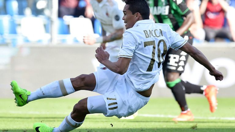 Сасуоло - Милан 0:1
