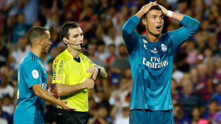 Кристиано Роналдо може да пропусне между 4 и 12 мача