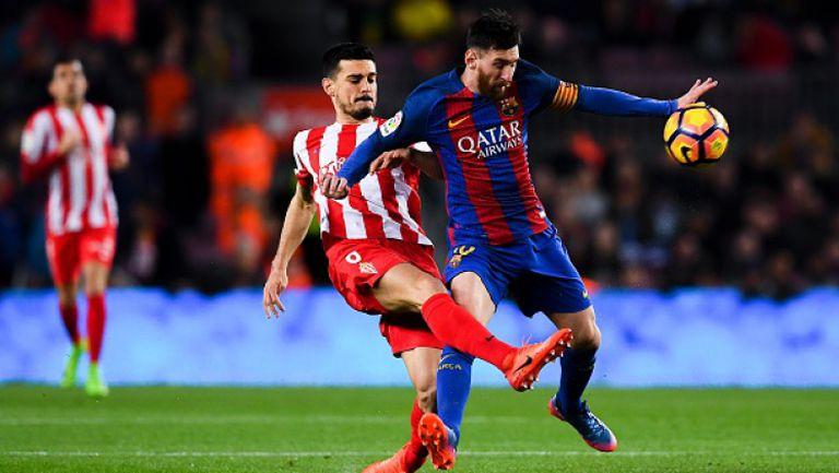 Барселона - Спортинг Хихон 6:1