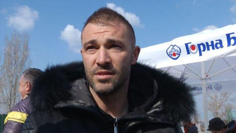 Георги Пеев: Нивото на българския футбол ще се вдигне, защото се налагат млади играчи