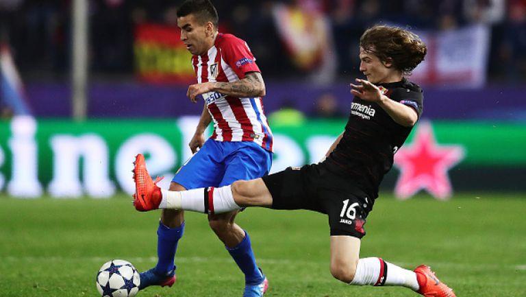 Атлетико Мадрид - Байер (Леверкузен) 0:0