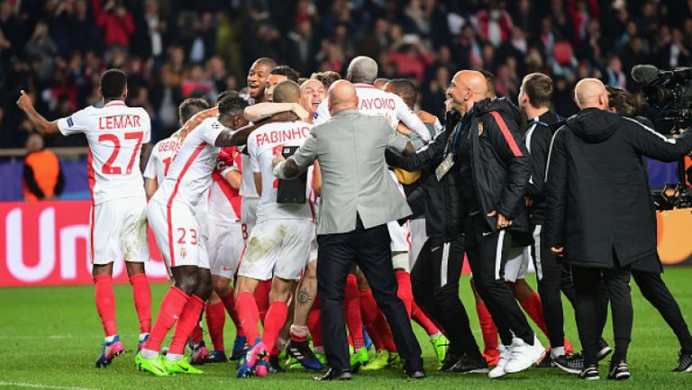 Монако изхвърли Манчестър Сити от Шампионската лига