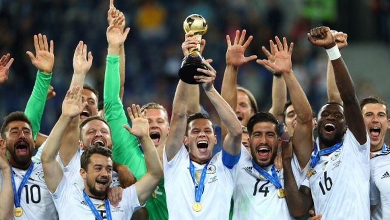 Арсенал се пробва за ненужен германски национал на ПСЖ