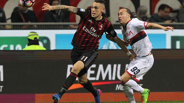 Милан - Дженоа 1:0
