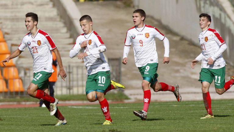 Франция - България U19 1:2