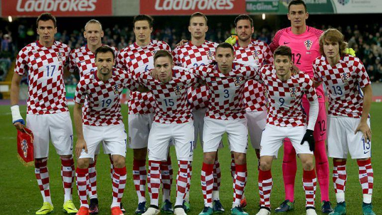 Хърватска - Украйна 1:0