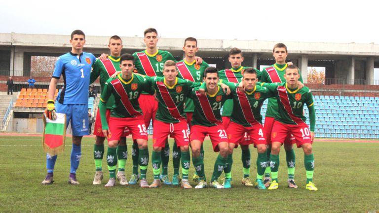 Ето ги юношите, които класираха България на Евро 2017