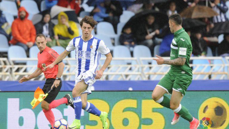 Реал Сосиедад - Леганес 1:1