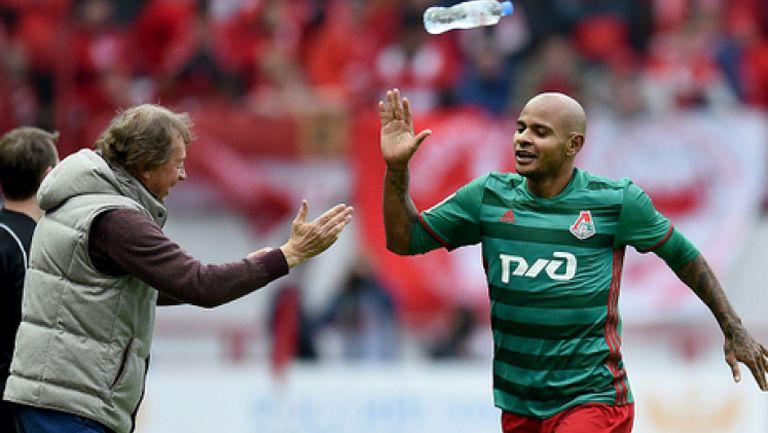 Локомотив (Москва) - Уфа 1:0
