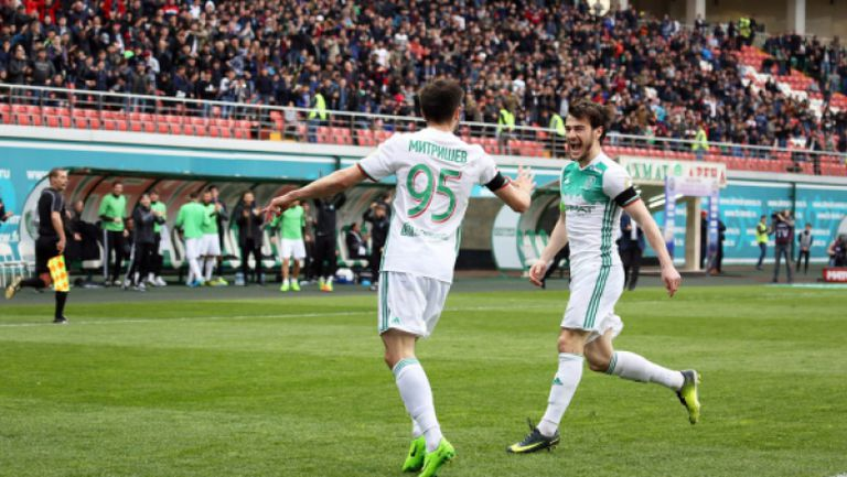Терек - Арсенал (Тула) 3:1