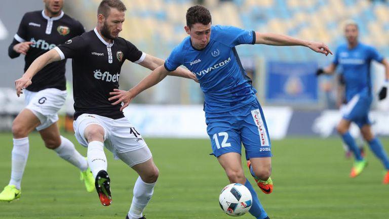 Левски - Локомотив (Пловдив) 5:0