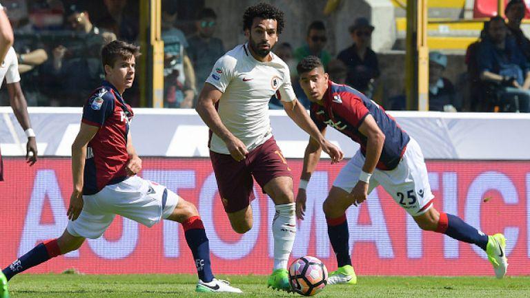 Болоня - Рома 0:3
