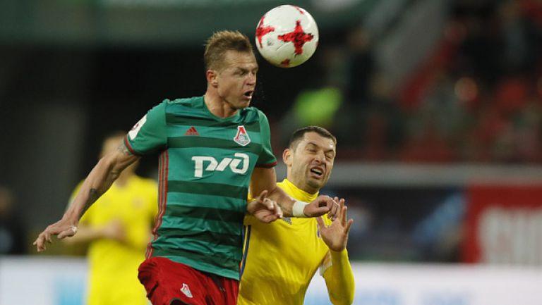 Локомотив (Москва) - Ростов 0:0