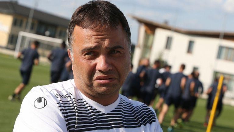 Митов пред Sportal.bg: Септември ще се бори за оцеляване, не съм обиден на Левски (видео)
