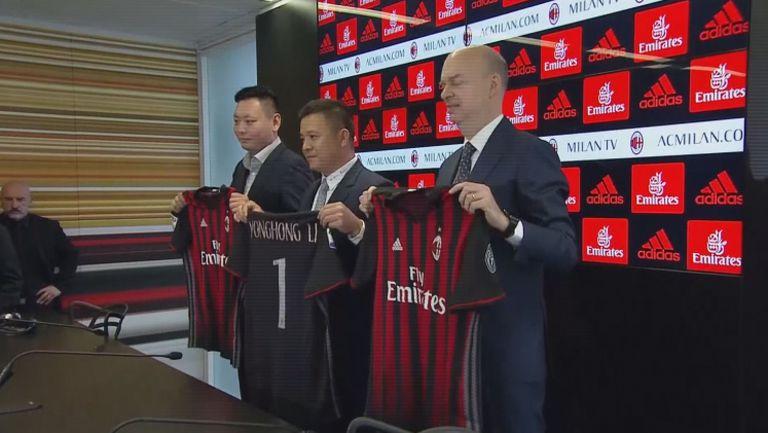Един милиард евро излезе Милан на китайците