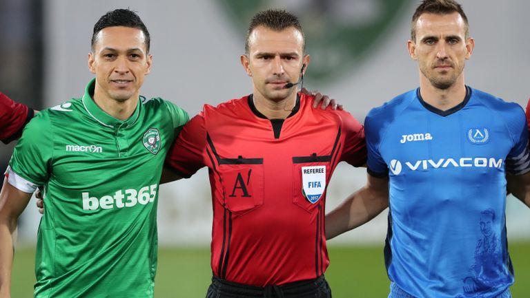 Веселин Минев: Искам да виждам повече български футболисти в Левски