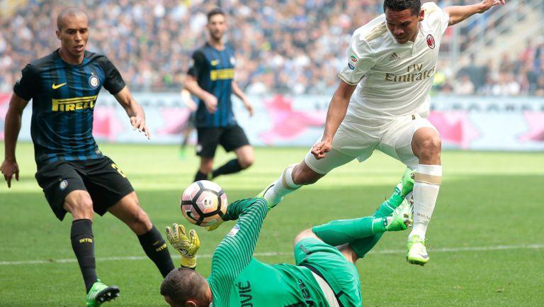 Интер - Милан 2:2