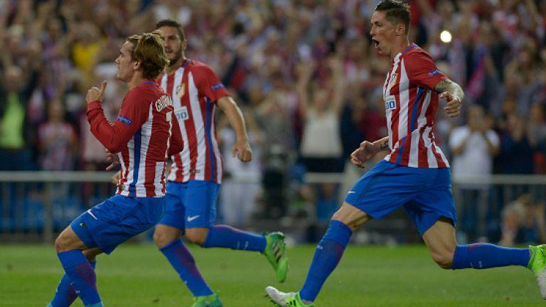 Атлетико Мадрид - Осасуна 3:0