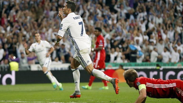 Реал Мадрид - Байерн (Мюнхен) 4:2