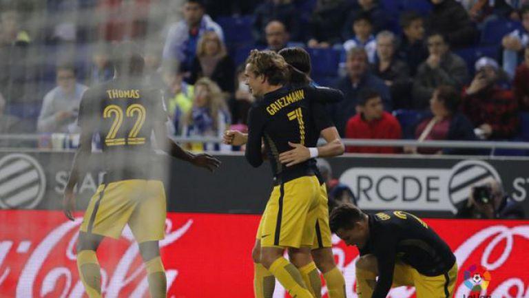 Еспаньол - Атлетико Мадрид 0:1