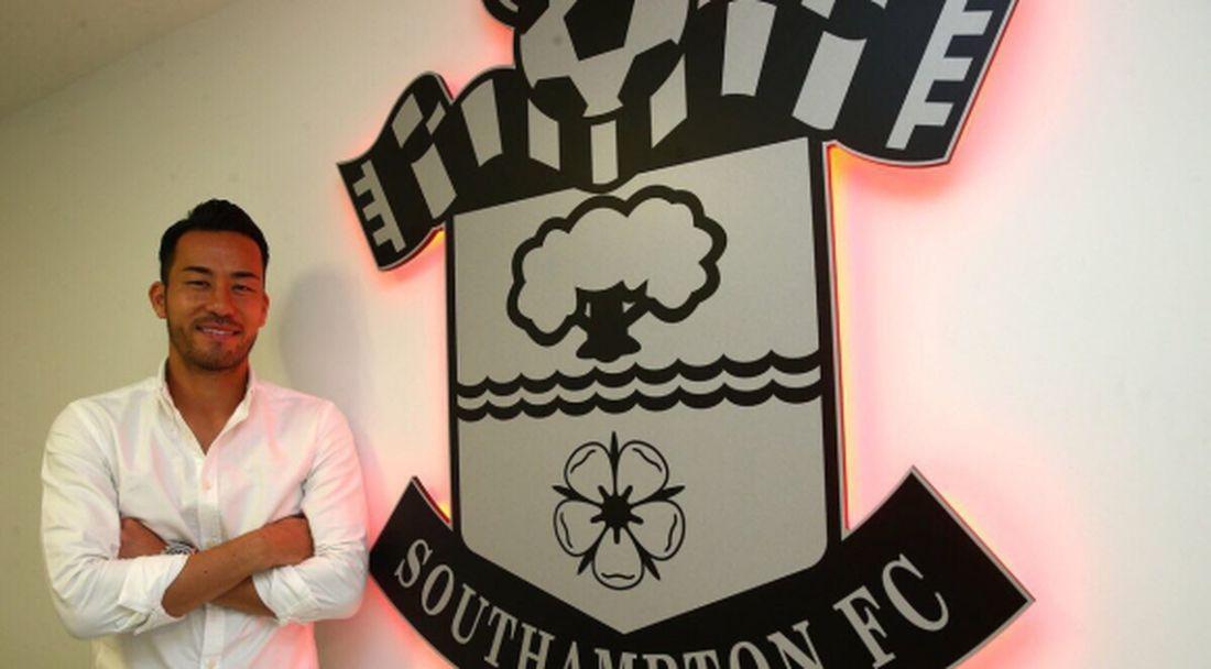 Йошида остава в Саутхамптън за още три сезона