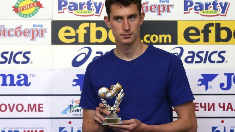 4 гола в един мач и Божидар Краев стана №1 на 27-мия кръг