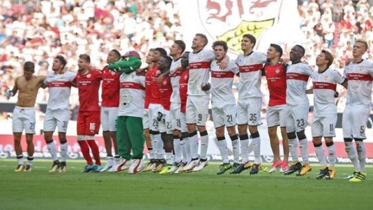 Щутгарт разкри плана за възраждането на клуба