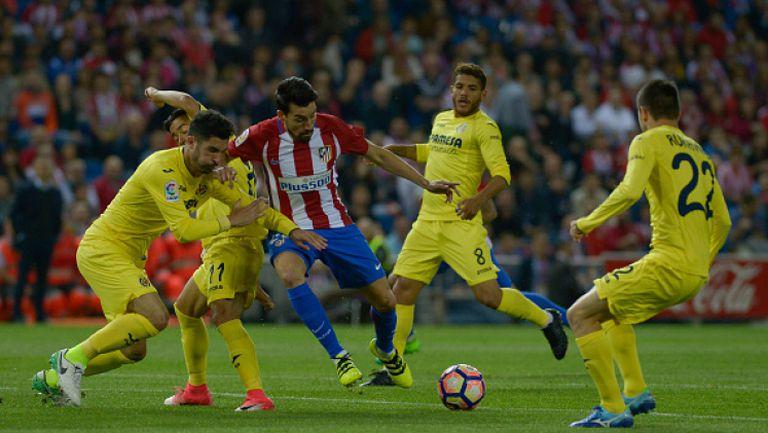Лас Палмас - Атлетико Мадрид 0:5