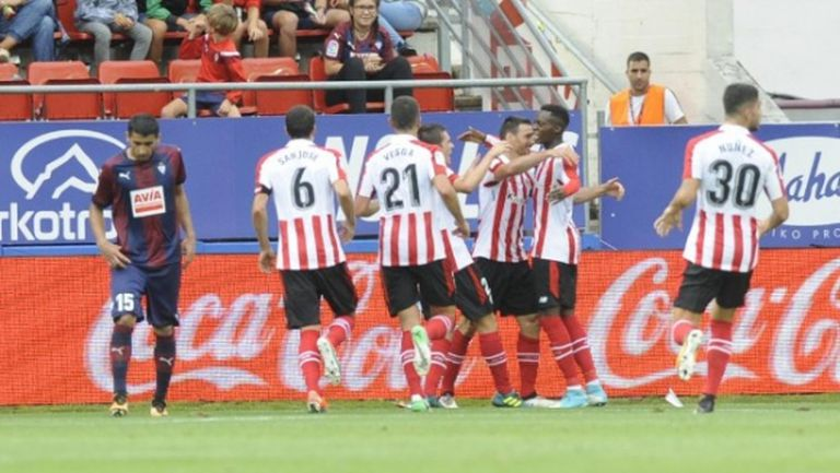 Атлетик Билбао спечели баска схватка (видео)