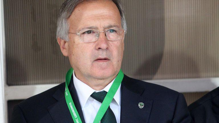 Дерменджиев: Лудогорец няма нужда от много нови футболисти, трябва само да надграждаме