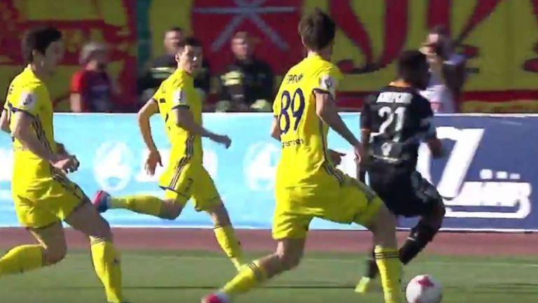 Арсенал (Тула) - Ростов 1:0