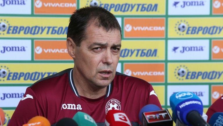 Хубчев със странна молба заради Дяков, Марселиньо и Бодуров - ето какво поиска (видео)