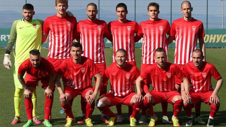 ОФК Поморие - ФК Царско село 2015 1:1