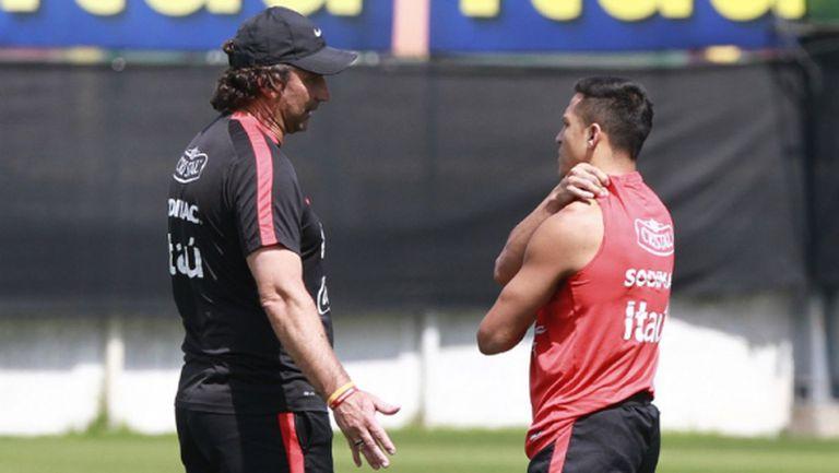 Алексис Санчес поискал да напусне лагера на Чили след офертата на Сити