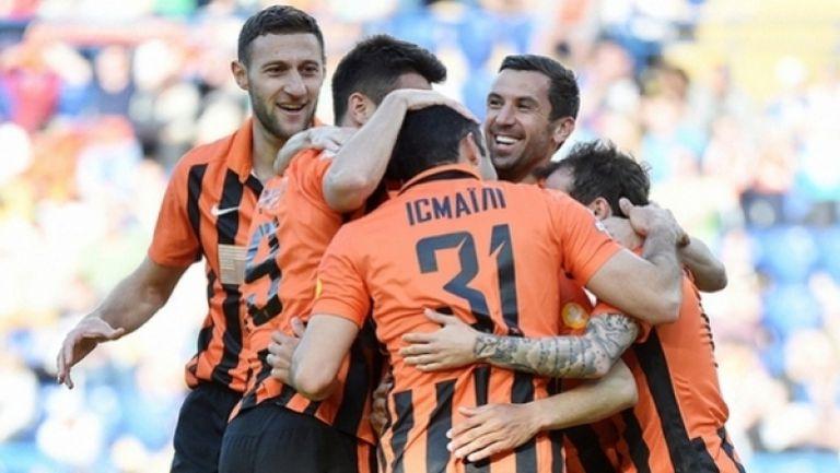 Шахтьор (Донецк) - Динамо (Киев) 1:0