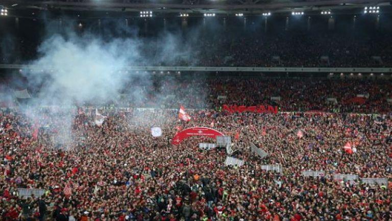 Шампионска победа за Спартак Москва