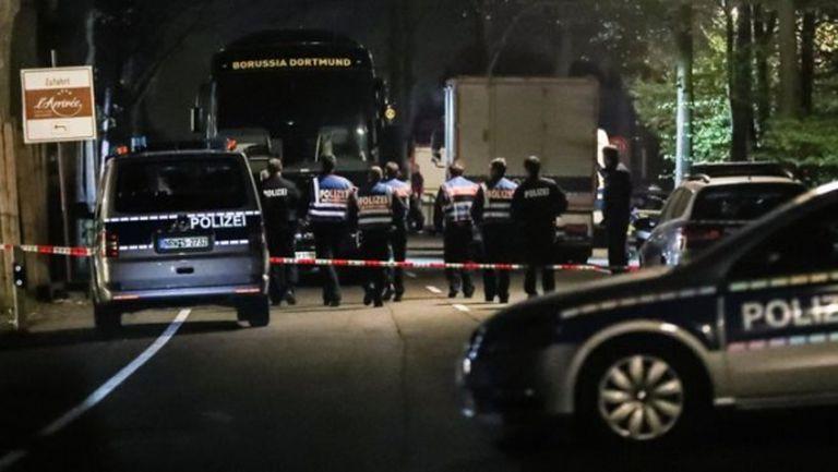 Играчите на Борусия (Д) пребориха страха от атентата