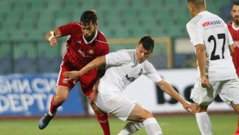 Основен играч на ЦСКА-София пред трансфер в Португалия