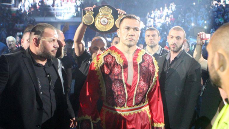Кубрат Пулев: Не е проблем да изляза срещу Джошуа