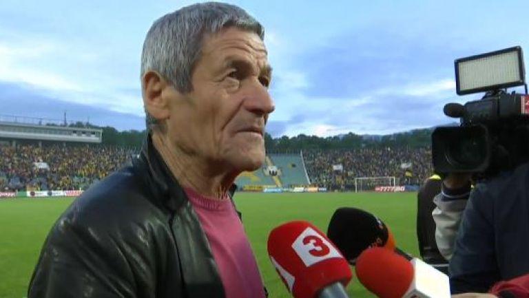 Динко Дерменджиев: Може би ще се направи селекция за да се представим добре в евротурнирите