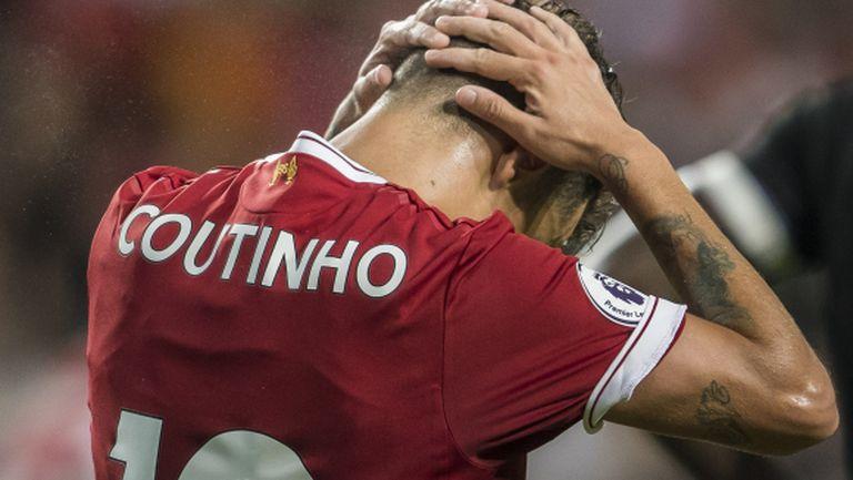 Барселона се предаде за Коутиньо, пишат в Каталуня