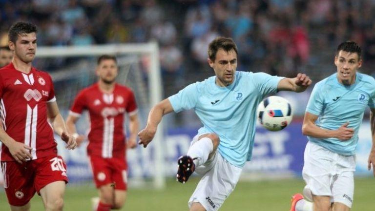 Дунав - ЦСКА-София 1:0