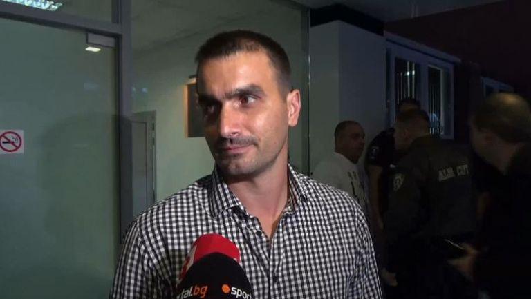 Кристиян Добрев: Тази победа е за Ники Митов